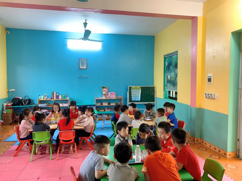 Trường Mầm Non Phước Huệ