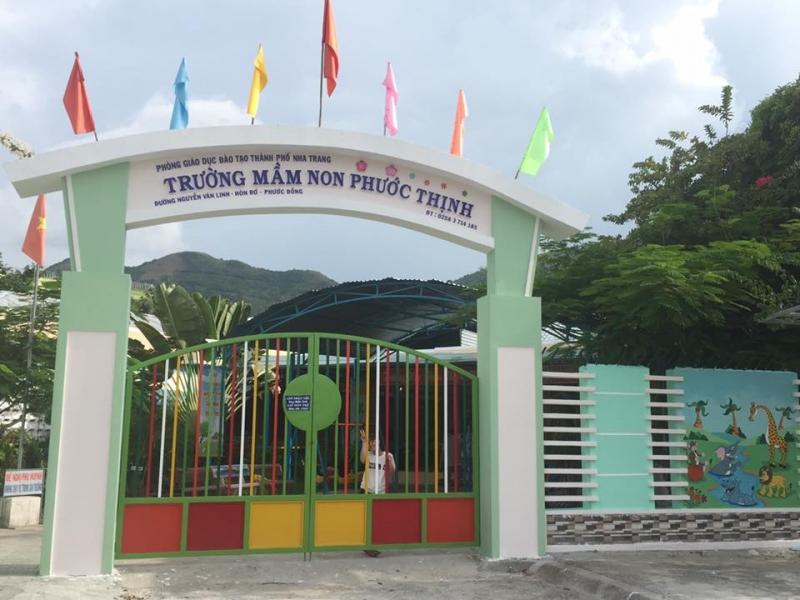 Trường mầm non Phước Thịnh