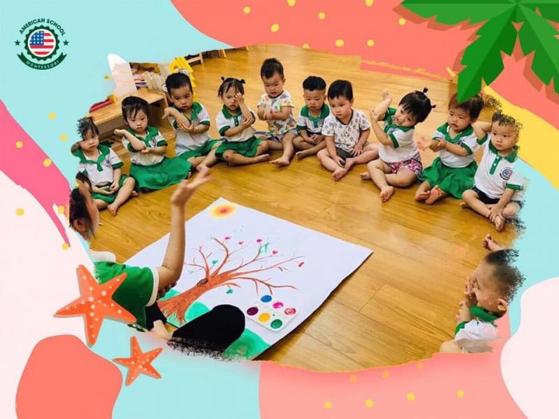 Trường mầm quốc tế American Montessori School