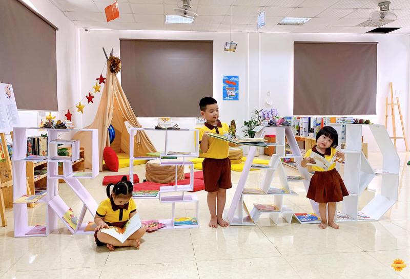Trường mầm non Quốc tế Ánh Dương