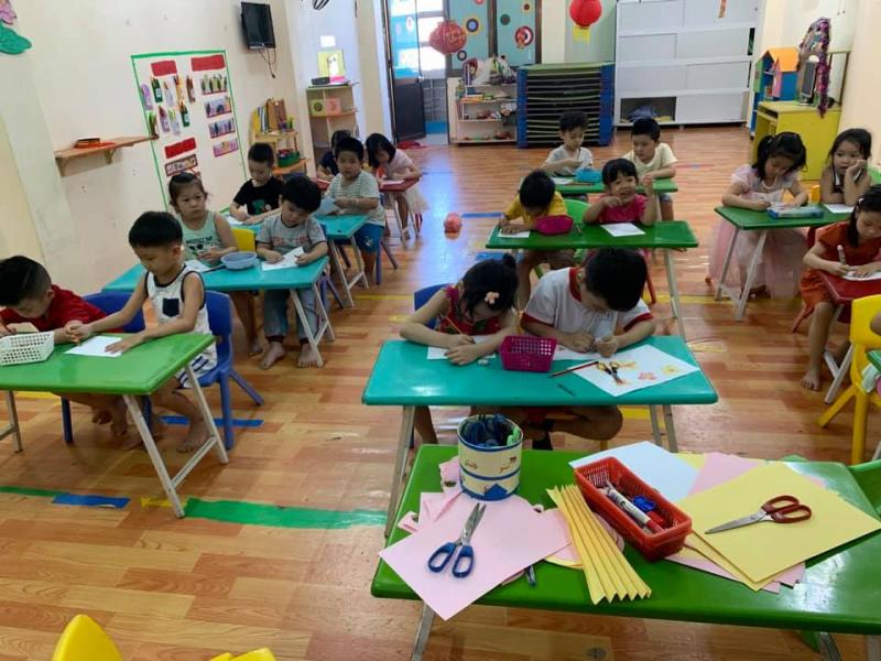 Trường Mầm non Quốc tế Ánh sao