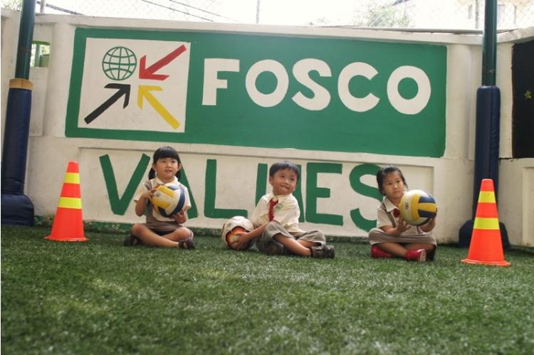 Trường mầm non quốc tế - Fosco
