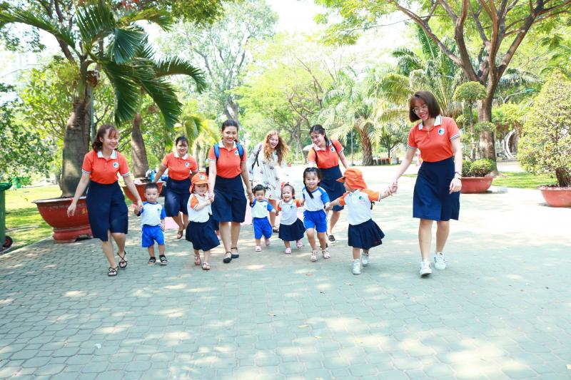 Trường mầm non quốc tế Global Ecokids