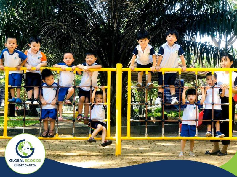 Trường mầm non quốc tế Global Ecokids – Gò Vấp