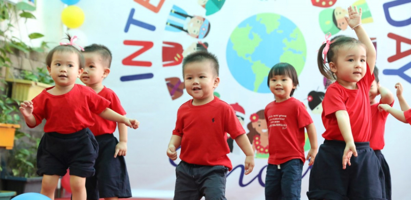 Trường Mầm Non Quốc Tế Global Kids