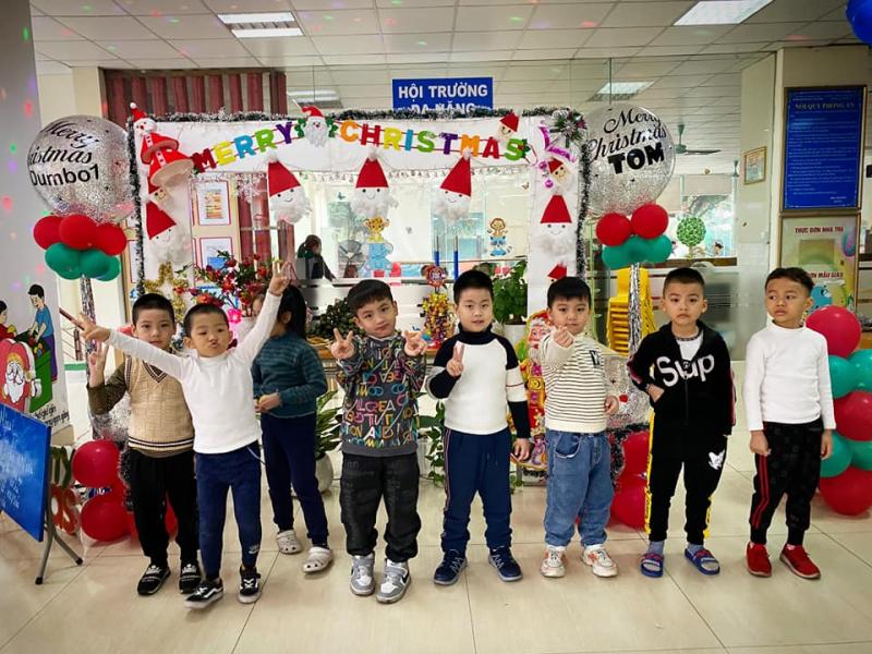 Trường mầm non Quốc Tế Hạ Long