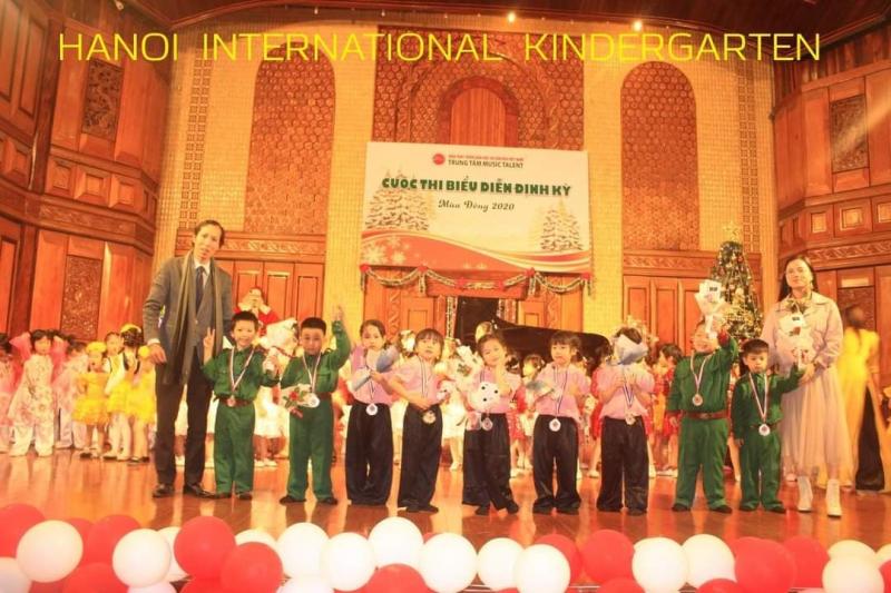 Trường Mầm non Quốc Tế Hà Nội