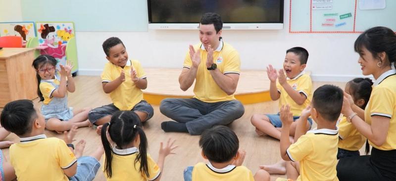Trường Mầm non Quốc tế iBS - Chất lượng giáo dục Anh Quốc và kỹ năng sống Hoa Kỳ