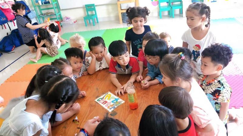 Trường Mầm non quốc tế Kid Castle