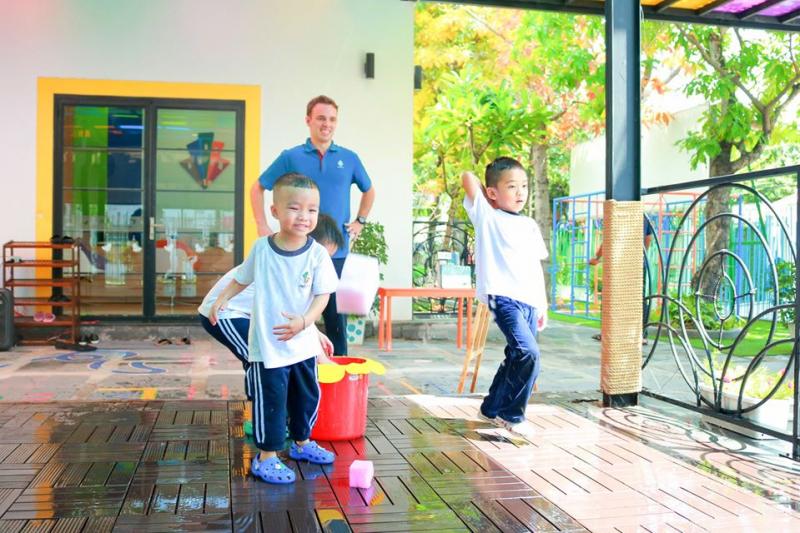 Trường Mầm non Quốc tế Kindy City - Quận Bình Thạnh