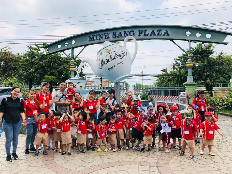 Trường Mầm non Quốc tế Kindy Garden Montessori - Ngân Long