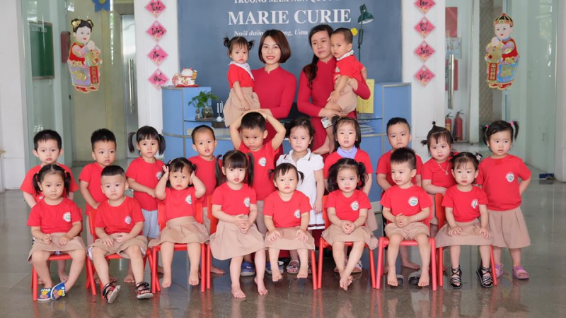 Trường Mầm non Quốc tế Marie Curie