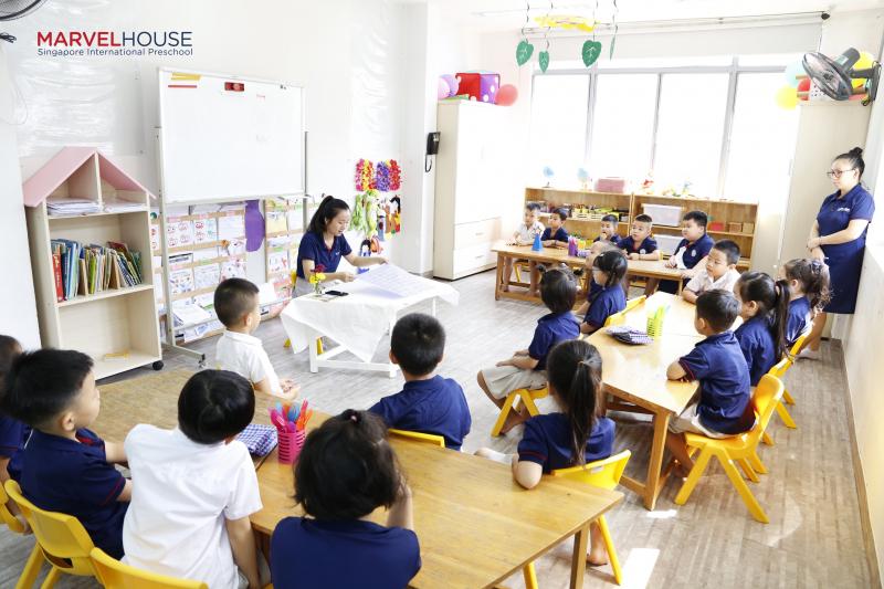 Trường mầm non quốc tế Marvel House