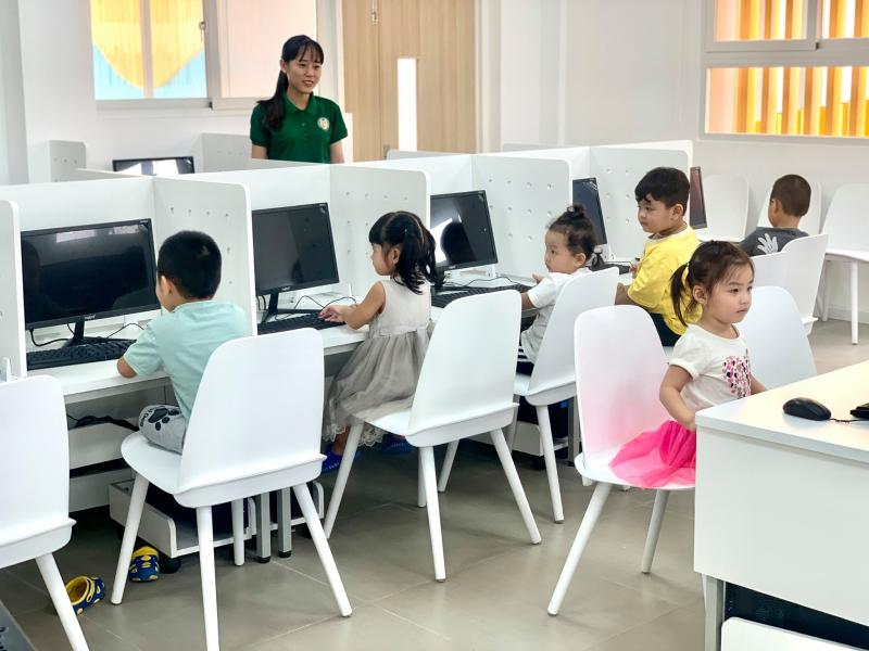 Trường Mầm non Quốc tế Mekong Xanh