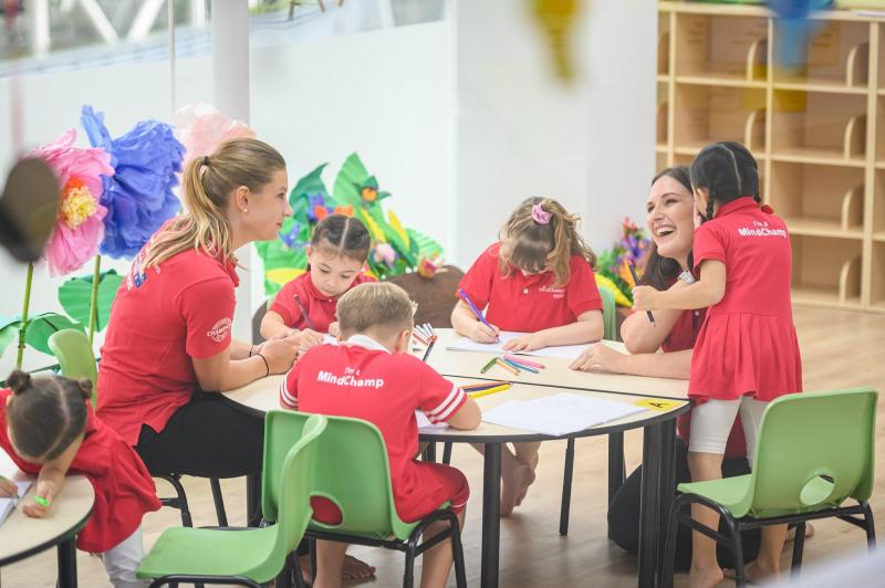 Trường Mầm non Quốc tế MindChamps