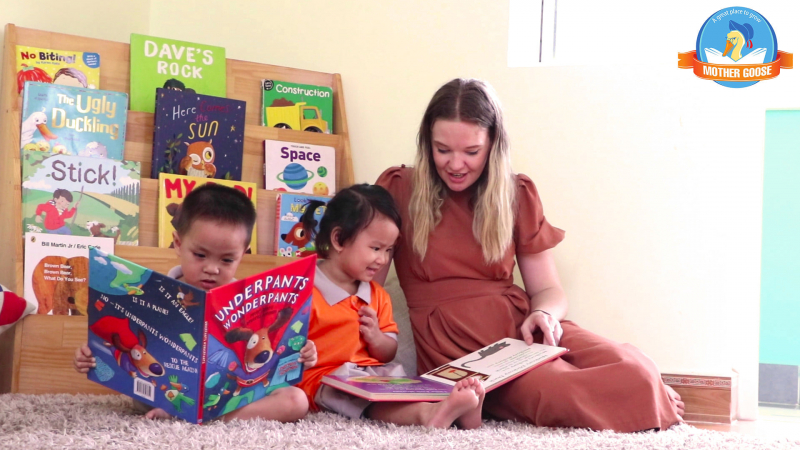 Trường Mầm Non Quốc Tế Mother Goose