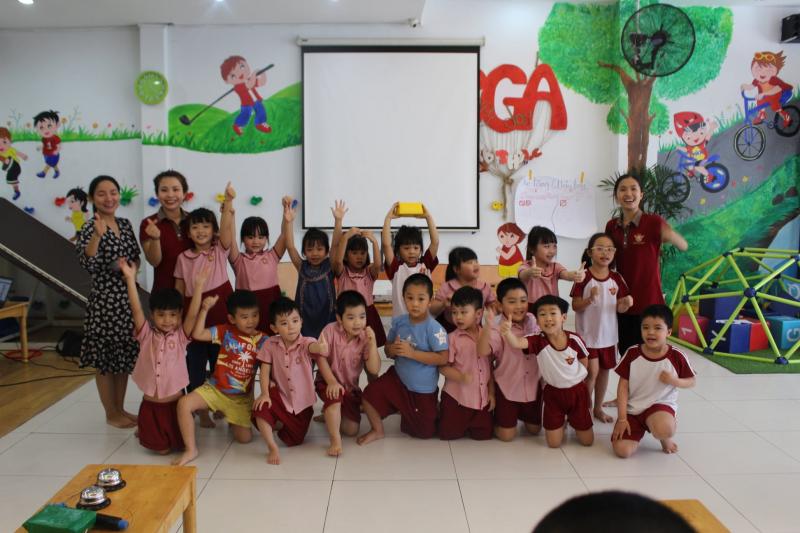Trường Mầm non Saigon Academy - Trần Quý Cáp