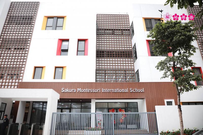 Sakura Montessori Hà Đông