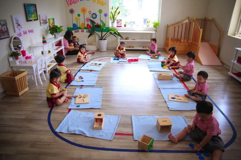 Trường mầm non quốc tế Sakura Montessori (SMIS) - Lương Định Của