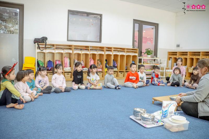 Sakura Montessori Thụy Khuê