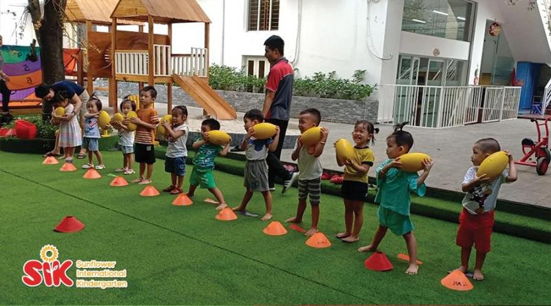 Trường Mầm non Quốc Tế SIK - SaiGon Town