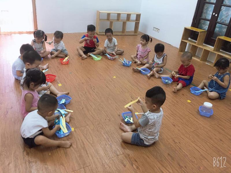 Trường Mầm non Quốc Tế Sunrise (Sunrise KinderGarten)