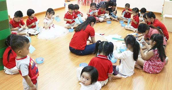 Trường Mầm non quốc tế Tây Úc - Điện Biên Phủ