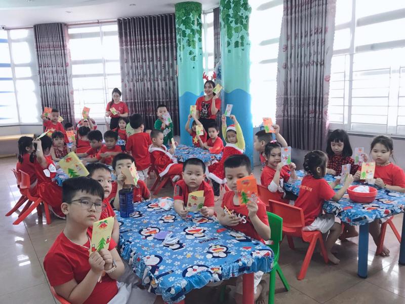 Trường mầm non Quốc tế Tuổi Ngọc