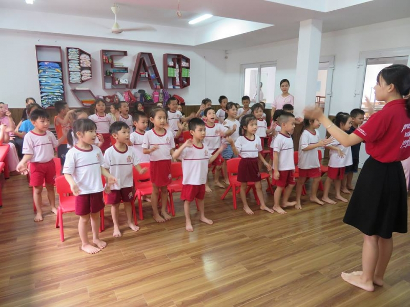 Trường mầm non Quốc Tế Việt-Sing