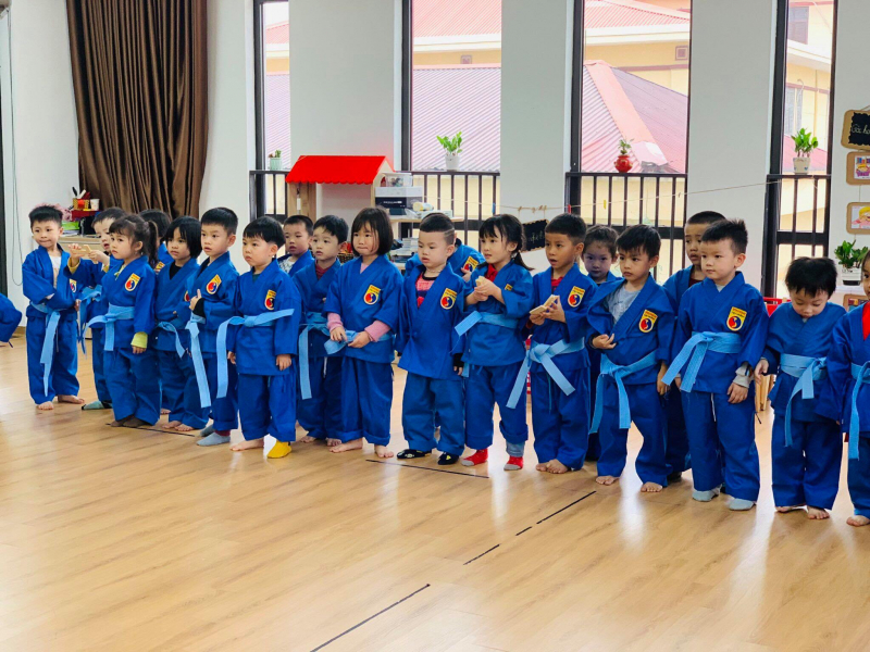 Trường mầm non Quốc tế Winston - Winston International School Bắc Ninh