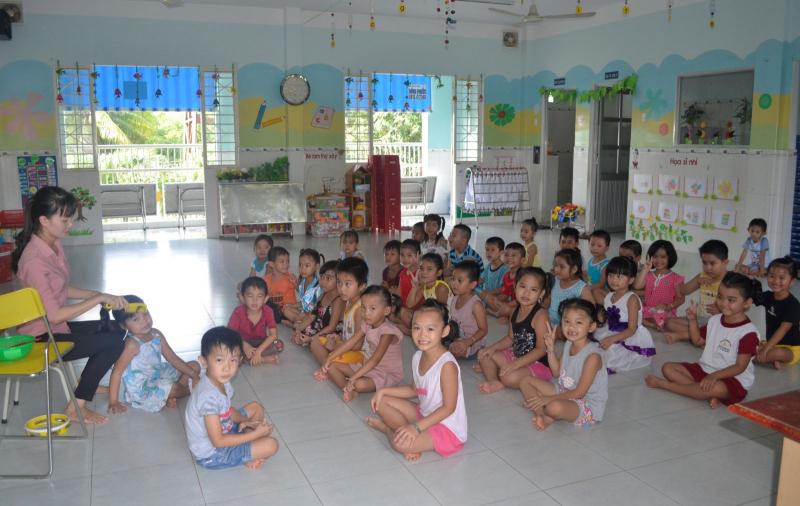 Trường Mầm non Rạng Đông