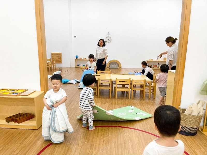 Trường Mầm non Rock Star Montessori