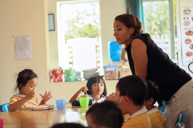 Trường Mầm non Saigon Star International