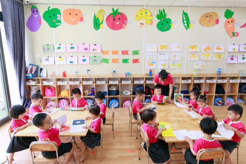 Trường mầm non Sakura