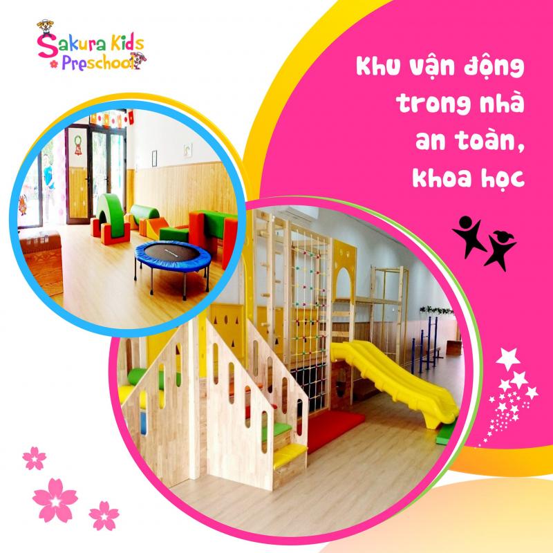 Trường mầm non Sakura Kids