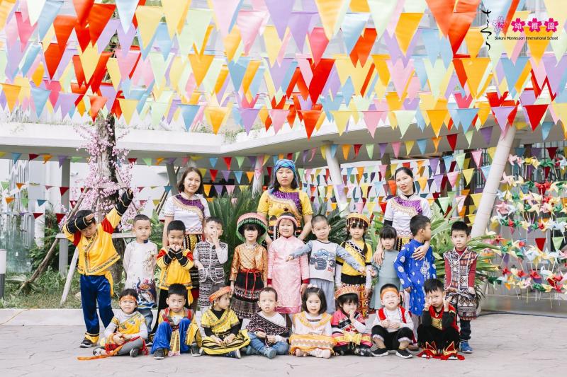 Trường Mầm non Sakura Montessori International School