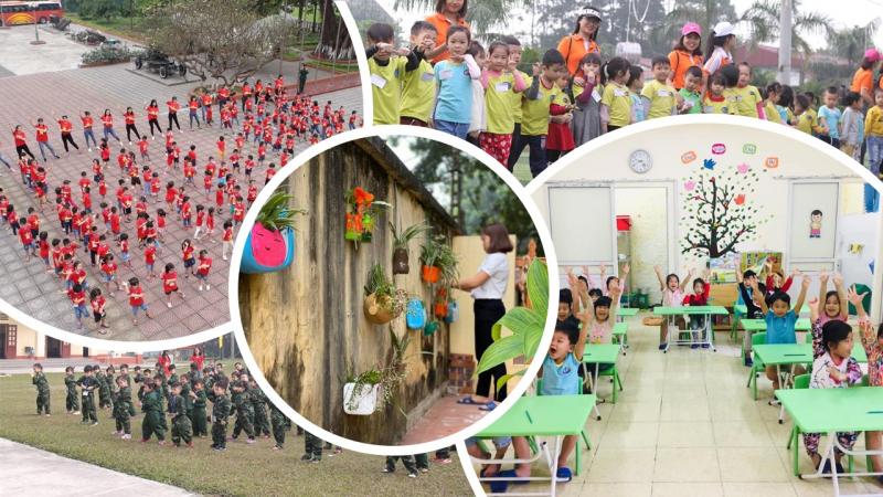 Trường Mầm Non Sao Mai - TX Phú Thọ