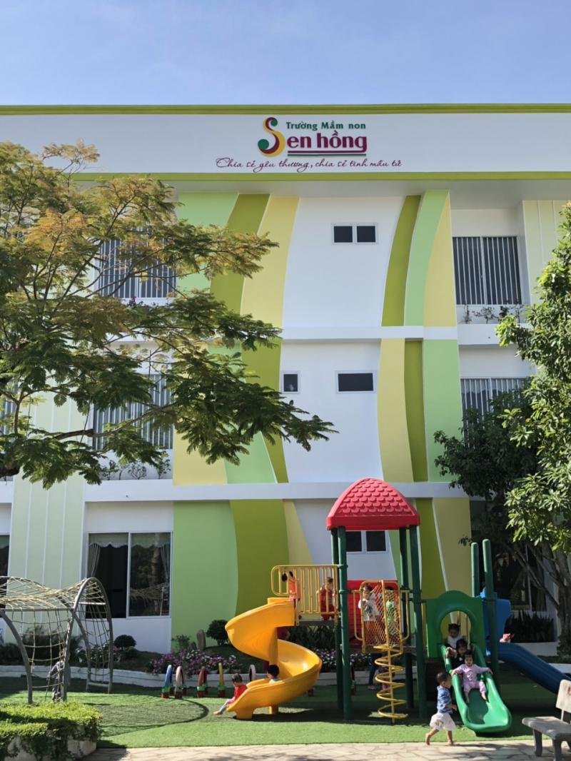 Trường mầm non Sen Hồng Quảng Ngãi