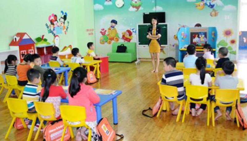 Trường mầm non Sen Hồng - Nguyễn Sơn
