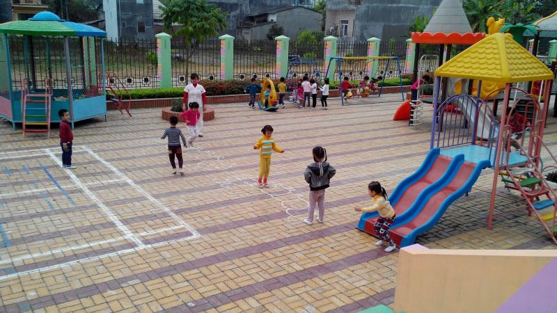 Trường mầm non Sông Bằng - Cao Bằng