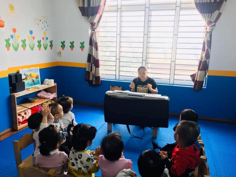 Trường Mầm non song ngữ Aplus Từ Sơn