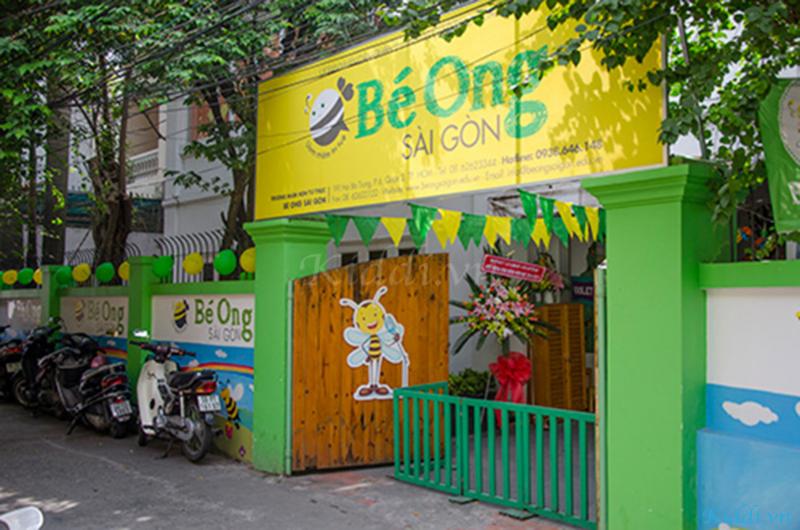 Trường Mầm non song ngữ Bé Ong Sài Gòn - Nam Kỳ Khởi Nghĩa