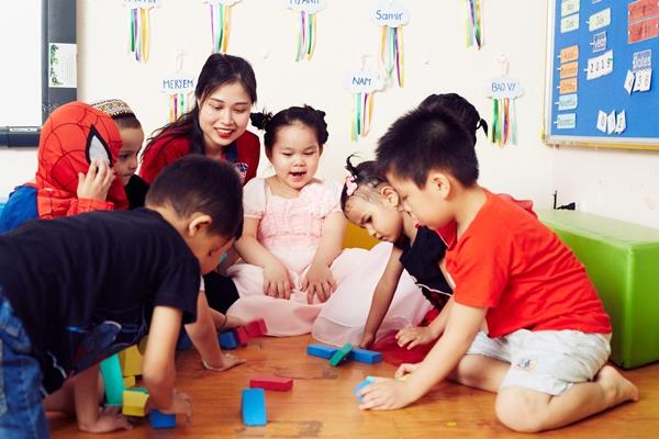 Top 5 trường mầm non song ngữ chất lượng nhất tại quận 3, Tp HCM
