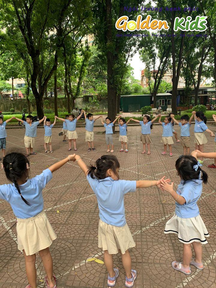 Trường Mầm non Song ngữ Golden Kids