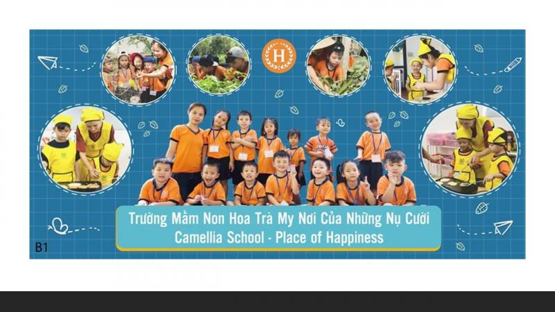 Trường Mầm Non Song Ngữ Hoa Trà My