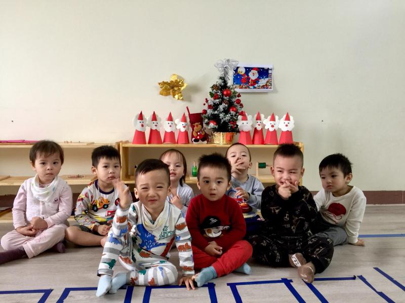 Trường Mầm non song ngữ Honey Montessori
