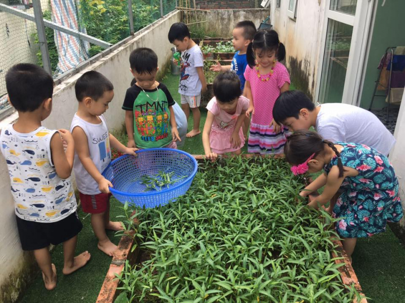 Trường Mầm non Song ngữ Kiddy Home