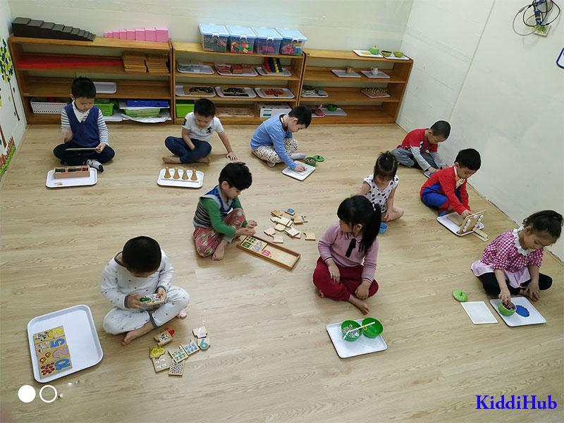 Trường mầm non song ngữ Kidlinks