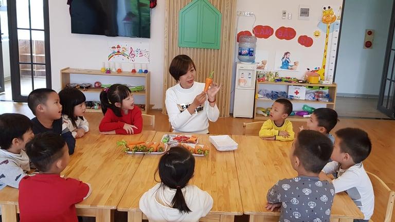 Trường Mầm non Song Ngữ KinderLand