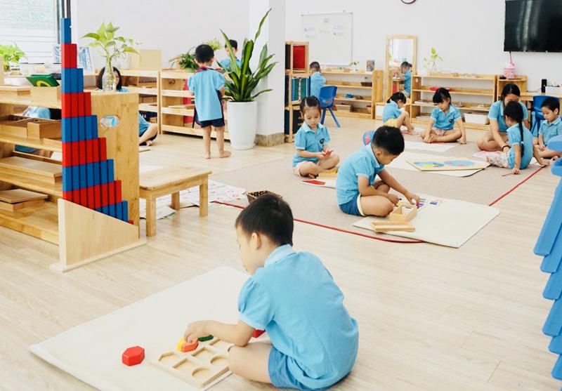 Trường Mầm non song ngữ La Stella Montessori Academy
